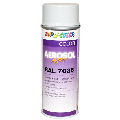 Dupli-Color Lackspray Aerosol-Art RAL 7035 Lichtgrau 400 ml