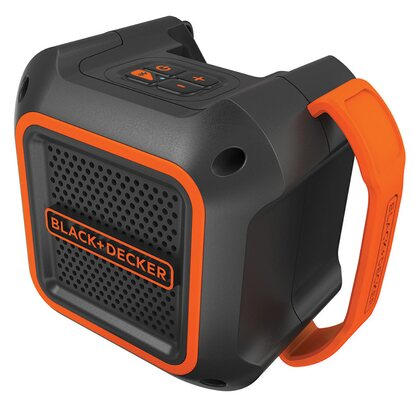 Black+Decker Bluetooth-Lautsprecher 18 V BDCSP18N