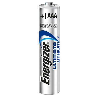 Energizer Ultimate Lithium Batterie AAA Micro 4 Stück