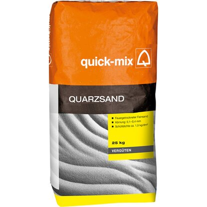 Quick-Mix Quarzsand 25 kg