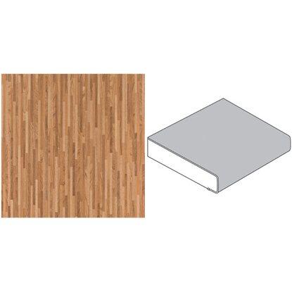 arbeitsplatte 60 cm x 2 9 cm feinstab butcherblock dunkel ws673 fb max 4 1 m kaufen bei obi. Black Bedroom Furniture Sets. Home Design Ideas