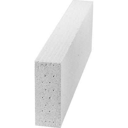 Porenplanbauplatte pppl 0 55 glatt 600 mm x 200 mm x 75 for Porenbetonsteine mauern