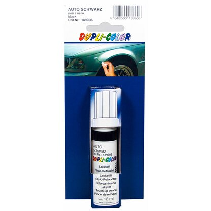 Dupli-Color Auto Schwarz Lackstift 12 ml