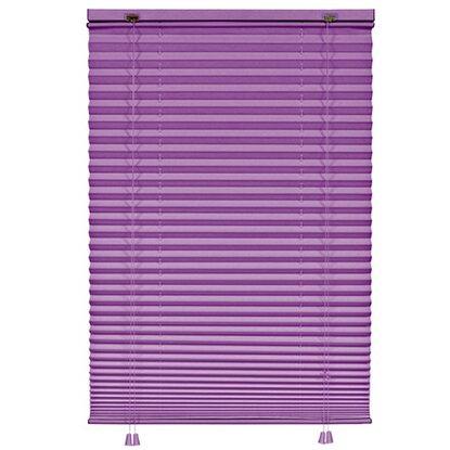 gardinia plissee 100 cm x 160 cm violett kaufen bei obi. Black Bedroom Furniture Sets. Home Design Ideas