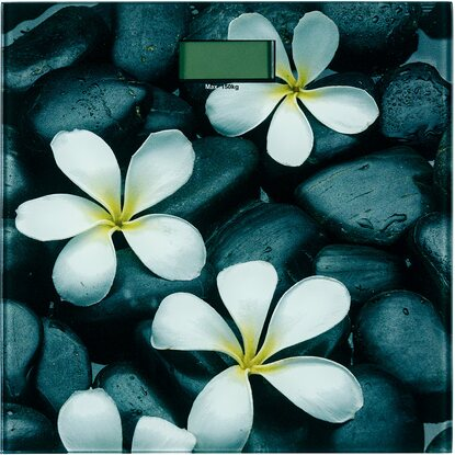 Wenko Badwaage Bloom 30,5 cm x 30,5 cm
