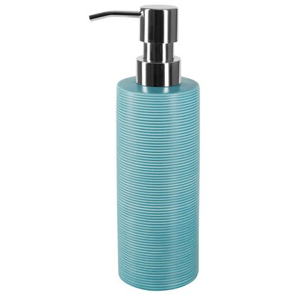 Spirella Seifenspender Tube-Ribbed Acqua