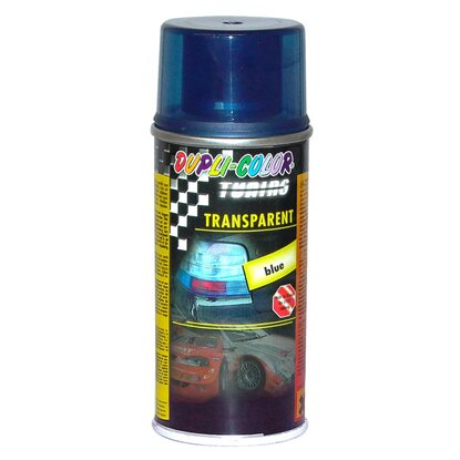 Dupli-Color Lackspray Tuning Transparent Blau 150 ml