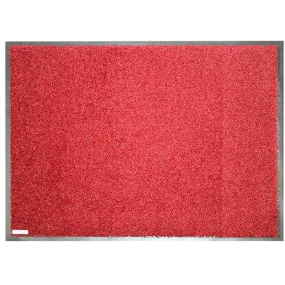 Sch ner wohnen kollektion sauberlaufmatte rot 50 cm x 70 - Schoner wohnen sauberlaufmatte ...