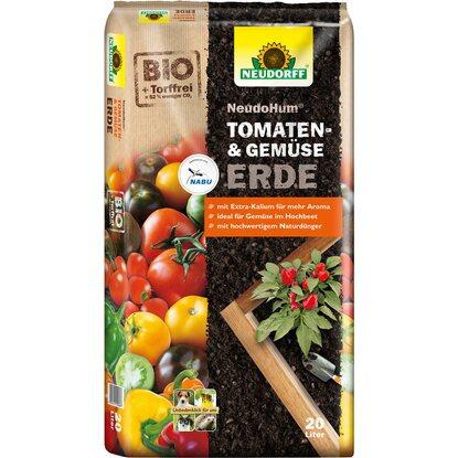 neudorff neudohum tomaten und gem seerde 20 l kaufen bei obi. Black Bedroom Furniture Sets. Home Design Ideas