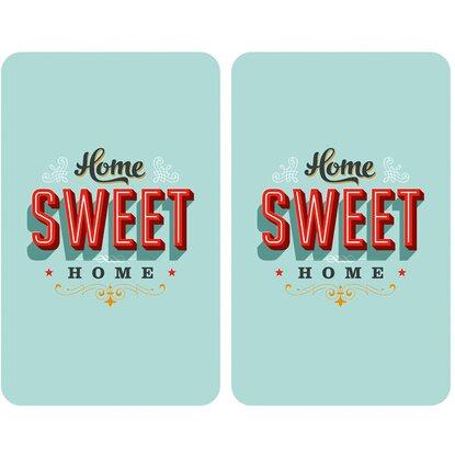 kuchenmobel zubehor : Wenko Herdabdeckplatte Universal 2er Set Home Sweet Home kaufen bei ...