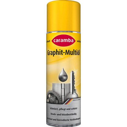 Caramba Graphit-Multiöl 300 ml