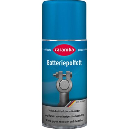 Caramba Batteriepolfett-Spray 100 ml