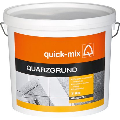 Quick-Mix Quarzgrund 7 kg