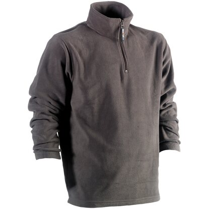 Herock Fleece Sweater Antalis Grau S