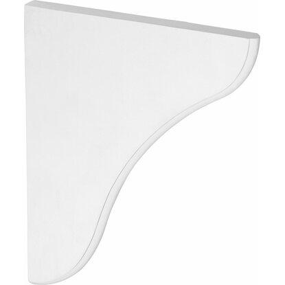 obi holzkonsole kiefer wei 250 mm x 200 mm kaufen bei obi. Black Bedroom Furniture Sets. Home Design Ideas