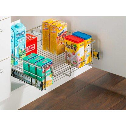 hettich ausziehbarer k chenkorb 40er korpus verchromt kaufen bei obi. Black Bedroom Furniture Sets. Home Design Ideas