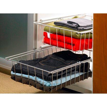 hettich korb zum ausziehen f r 80er schr nke kaufen bei obi. Black Bedroom Furniture Sets. Home Design Ideas