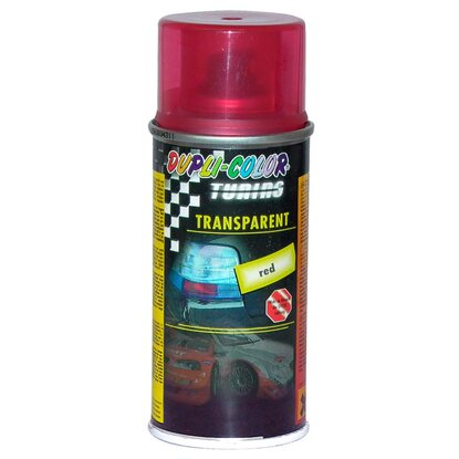 Dupli-Color Lackspray Tuning Transparent Rot 150 ml