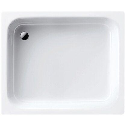 kaldewei stahl duschwanne sanidusch 80 cm x 75 cm x 14 cm wei kaufen bei obi. Black Bedroom Furniture Sets. Home Design Ideas