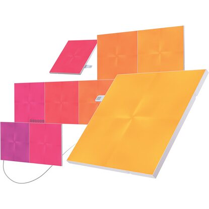Nanoleaf Canvas Starter Kit 9er Pack EEK: B