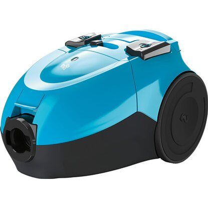 Dirt Devil Bodenstaubsauger Popster EEK: B 800 Watt Splash Blue
