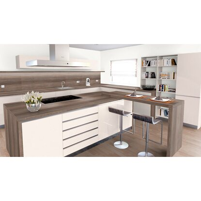 arbeitsplatte 65 cm x 3 9 cm windsor eiche dunkel eir713lt kaufen bei obi. Black Bedroom Furniture Sets. Home Design Ideas