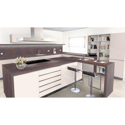 arbeitsplatte 65 cm x 3 9 cm campino metal h674cr kaufen bei obi. Black Bedroom Furniture Sets. Home Design Ideas