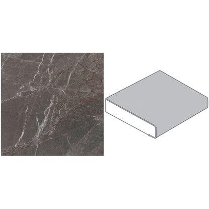 arbeitsplatte 65 cm x 3 9 cm marmor marquina braun grau sl120sc kaufen bei obi. Black Bedroom Furniture Sets. Home Design Ideas