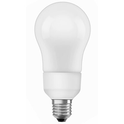 osram energiesparlampe tropfenform e27 20 w 1152 lm warmwei eek a kaufen bei obi. Black Bedroom Furniture Sets. Home Design Ideas