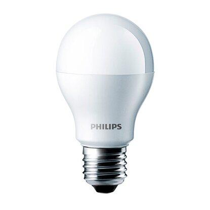 Philips LED-Lampe Glühlampenform E27 / 9 W (806 lm) Warmweiß EEK: A ...