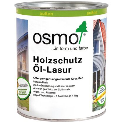 osmo holzschutz l lasur wei 750 ml kaufen bei obi. Black Bedroom Furniture Sets. Home Design Ideas