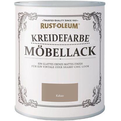 rust oleum moebellack kreidefarbe kakao matt  ml kaufen