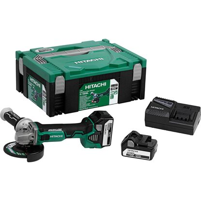 Hitachi Akku Winkelschleifer G18DBL Brushless