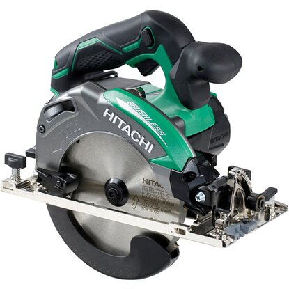 Hitachi Akku Kreissäge C18DBAL Brushless Basic