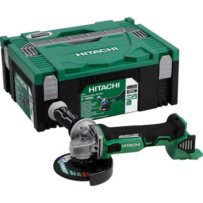 Hitachi Akku Winkelschleifer G18DBL Brushless Basic