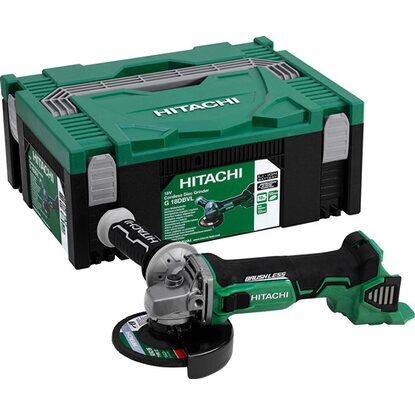 Hitachi Akku Winkelschleifer G18DBVL Brushless Basic
