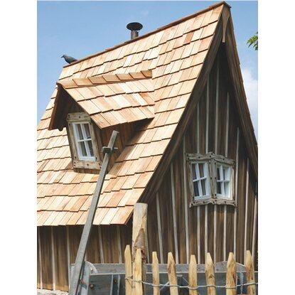 dachschindeln rotzeder f r holz gartenhaus lieblingsplatz kaufen bei obi. Black Bedroom Furniture Sets. Home Design Ideas