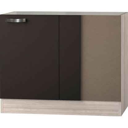 optifit eckunterschrank ohne arbeitsplatte optikult faro. Black Bedroom Furniture Sets. Home Design Ideas