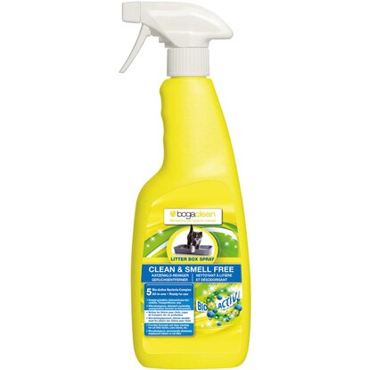 Bogaclean® Reinigungsmittel Clean & Smell Free Litter Box Spray  500 ml