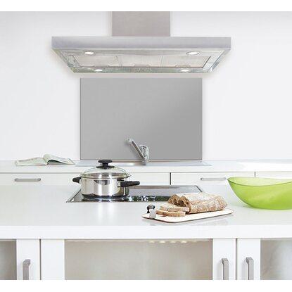 spritzschutz kitchenglas grau 60 cm x 40 cm kaufen bei obi. Black Bedroom Furniture Sets. Home Design Ideas