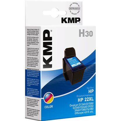 KMP Tintenpatrone H30 Color