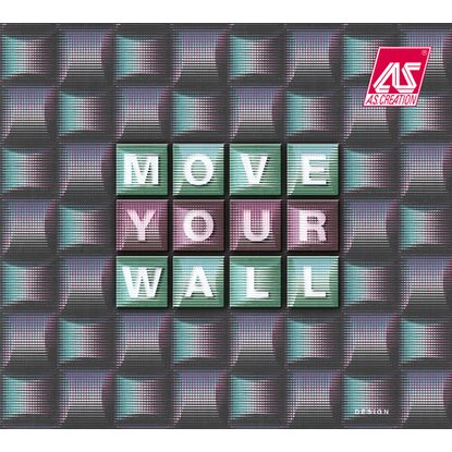 Tapetenbuch Move Your Wall
