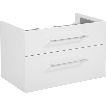 fackelmann waschbeckenunterschrank 80 cm hype 3 0 wei kaufen bei obi