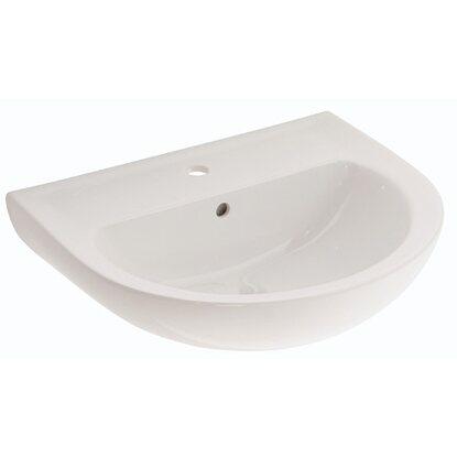 ideal standard waschbecken palaos 60 cm rund wei kaufen bei obi. Black Bedroom Furniture Sets. Home Design Ideas