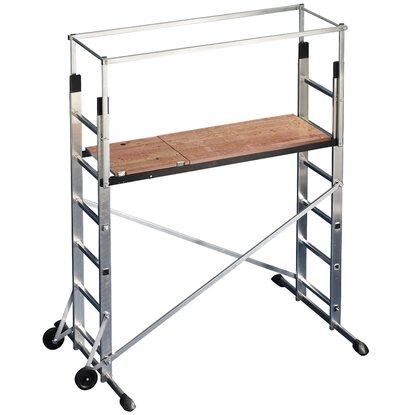 hailo aluminium ger st grundelement arbeitsh he 3 m kaufen bei obi. Black Bedroom Furniture Sets. Home Design Ideas