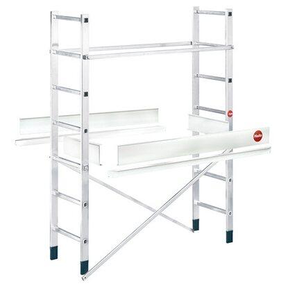 hailo aluminium ger st zusatzelement arbeitsh he 5 m kaufen bei obi. Black Bedroom Furniture Sets. Home Design Ideas