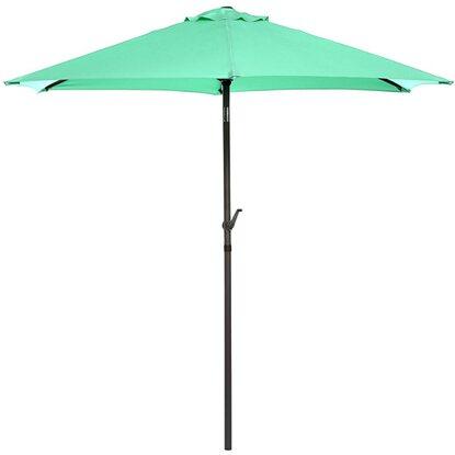Siesta Sonnenschirm für Balkon Ø 180 cm Mint kaufen bei OBI