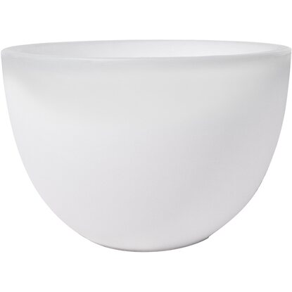 8 Seasons Design Pflanztopf Shining Curvy Pot XM LED Ø 59 cm Weiß
