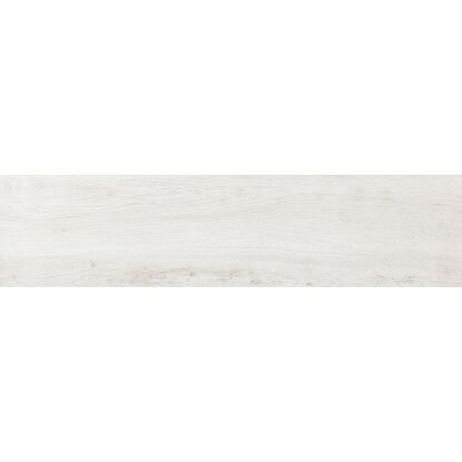 Feinsteinzeug Oak White 22,5 cm x 90 cm
