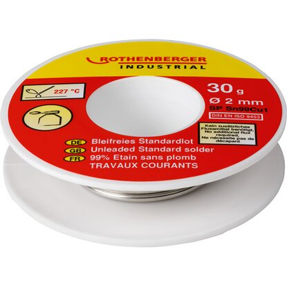 Rothenberger Standardlot 30 g Bleifrei